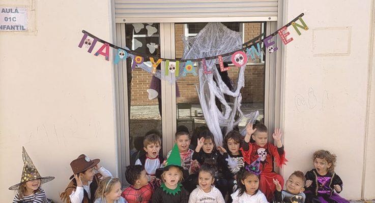 Halloween en 1º de Infantil