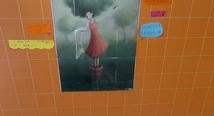 Día del libro en Educación Infantil / Liburuaren eguna Haur Hezkuntzan