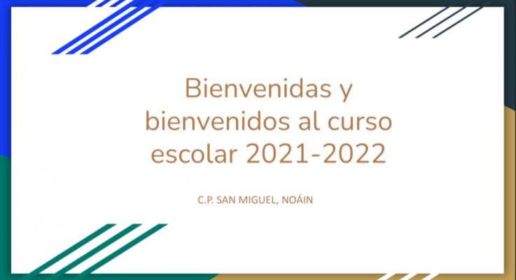 Curso 2021 – 2022