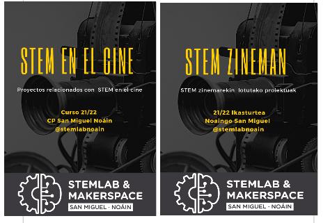 STEM y cine